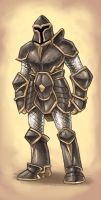 Heavy Armor colored by Riverlimzhichuan
