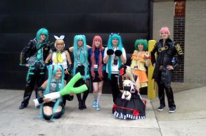Acen 2013 Vocaloid Photoshoot-1 by dreamlife109