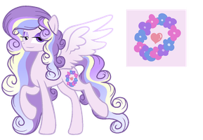 CrystalOra Nextgen ~Princess Lilac~ by crystalmoon101