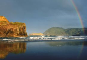 Oregon Beach by arches123