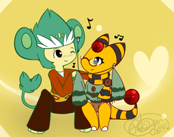 Musical Romance by HokeyPokey08196