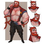red man by yy6242