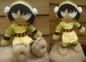 Toph The Blind Bandit by Simply-Being-Loved