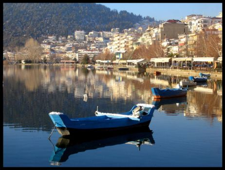 Kastoria at day light by advgraphics