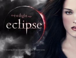 Eclipse Bella Fanmade Poster by jessy92