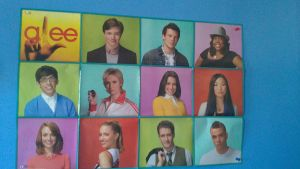 Glee Poster by stephaniemyers