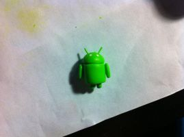 Android Mascot by typochan