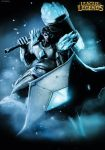 League Of Legends- Taric by rcrosby93