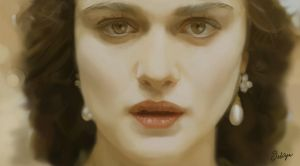 Rachel Weisz in 'The Fountain' by s3lwyn