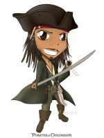 Jack Sparrow by Sugigy