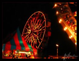 The Hauntings of a Carnival by Kateri12