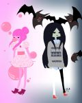 PB and Marcy by xCupcakeFail