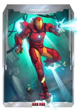 Iron Man - by viniciustownsend