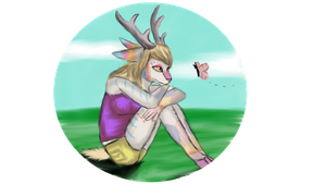 .:Commission for Mikkimowsey:Spring:. by matrix9000