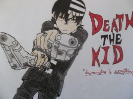 Death The Kid by casselslove13
