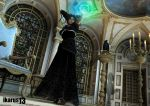 In the halls of the blackwytch by ikarus13