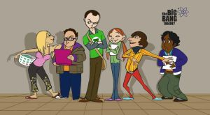 The Big Bang Theory fanart by foolspot