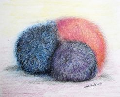 TOS Series: Tribbles by linus108Nicole