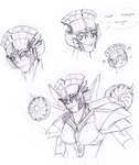 Windblade study by diedott