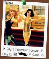 a day 2 remember forever by TheSims3KawaiiMaker