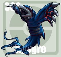 382 Kyogre by Pokedex