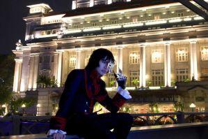 Lelouch Cosplay by Clivelee
