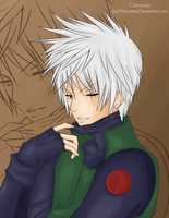 Kakashi by 1ace by joiachi