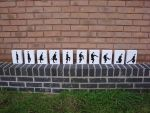 Monty Python Silly Walks - Multiple Canvases by RAMART79