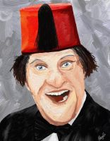 TOMMY COOPER by mannafig