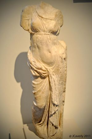 Marble Sculpture of Aphrodite