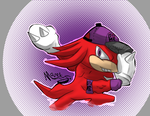 Knux Cena Doodle by MarekSterling