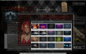 Dark KDE by sgaap