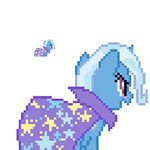 GAP Trixie Lulamoon back sprite no hat by fanofetcetera