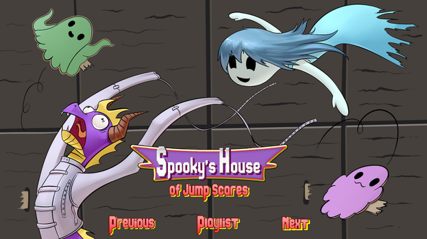 2Spoopy by Underpable