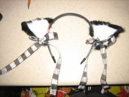 Handmade Cat Ears for Sale by queeniexunleashed