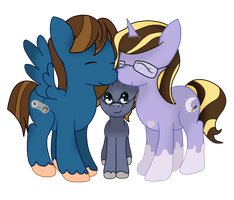 .:CM:. Happy Family by eclipsesongs