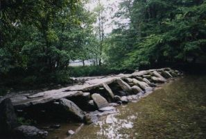The Tarr Steps by loezzy