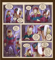 Webcomic - TPB - Circe - Page 47 by Dedasaur