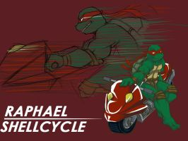 TMNT-Wanna get a ride? by tmask01