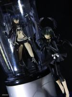 Black Rock Shooter... by xIGetUm