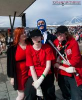 24th May MCM LON TF2 Meet the Family by TPJerematic