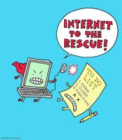 Internet to the Rescue by Genesis343