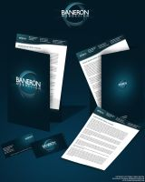 Baneron Corporate Design by F3rk3S