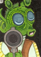 Treasure Chest - Greedo by 10th-letter