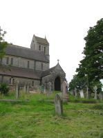 Places 444 church and graveyard by Dreamcatcher-stock