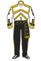 Blackburn's Raiders Enlisted Dress Uniform by Viereth