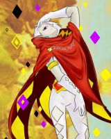 Hyrule Warriors - Lord Ghirahim by ImMoonwalker