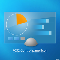 7032 Control Panel Icon by mini-slash