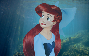 Ariel uncartooned by Death-of-all