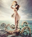 A Nereid by AllaD8